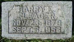 Harry E Fleager