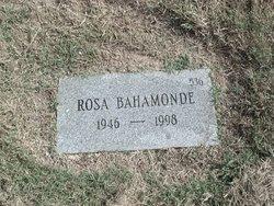 Rosa Bahamonde