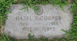 Hazel F. <i>Gunn</i> Cooper