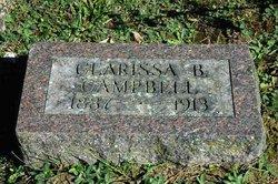 Clarissa Beatrice <i>Loucks</i> Campbell