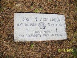 Rose Rosie Posie <i>Naclerio</i> Acquarulo