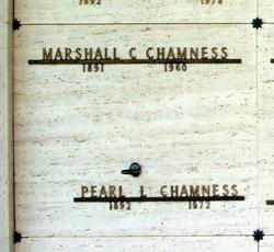 Marshall Calvin Chamness, Sr