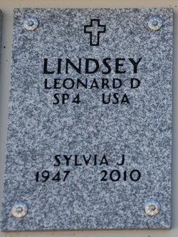 Sylvia Joanne <i>Eckert</i> Lindsey