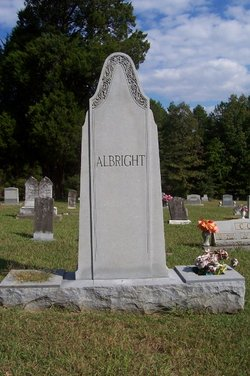 Clyde H Albright