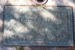 Telitha E Davis