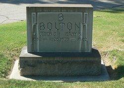 Mary S Bolton