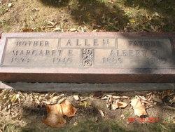 Margaret E <i>Entwistle</i> Allen