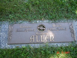 Gertrude <i>Travis</i> Allen