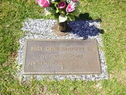 Billy Gene Bennett, Sr