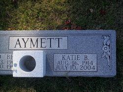 Katie <i>Butcher</i> Aymett