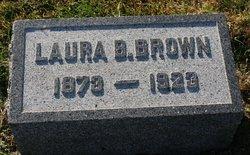 Laura Louisa <i>Burnett</i> Brown