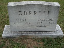 Louis D. Garrett