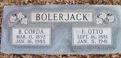 Bertha Corda <i>McMurtury</i> Bolerjack
