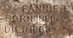 Fannie Estelle <i>Conner</i> Walker