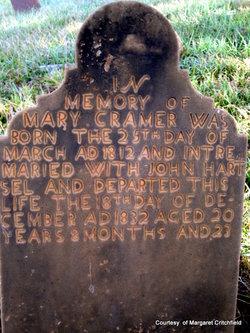 Mary <i>Cramer</i> Hartzel