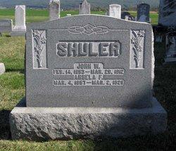 Arbela Frances <i>Kite</i> Shuler