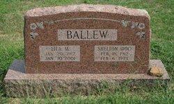 Lila M <i>Cookson</i> Ballew