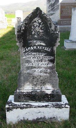 Ada Anjanetta <i>Shuler</i> Keyser