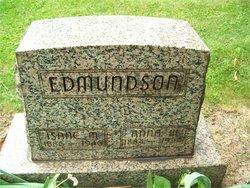 Anna W <i>Unglaub Tullius</i> Edmundson