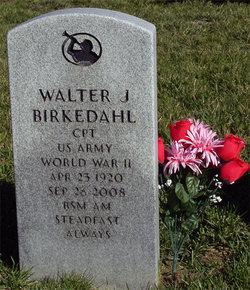 Walter J. Birkedahl