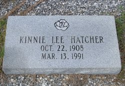Kinnie Lee Hatcher