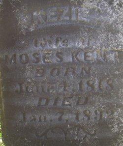 Keziah <i>Burke</i> Kent