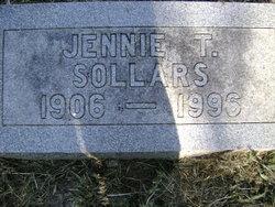 Jennie T <i>Robbins</i> Sollars