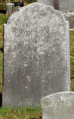 Abigail <i>Allen</i> Adams