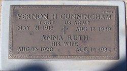 Anna Ruth Cunningham