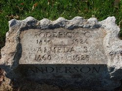 Roderick C Anderson