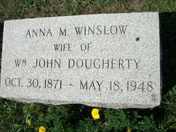 Anna M. <i>Winslow</i> Dougherty