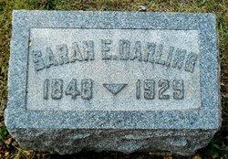 Sarah Elizabeth <i>Scott</i> Darling