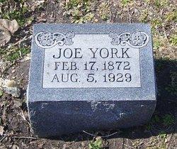 Joseph York