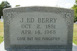 James Edward Berry