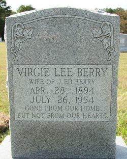 Virginia Lee <i>Wood</i> Berry