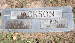 J. B. Ben Jackson