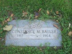 Constance M Bauler