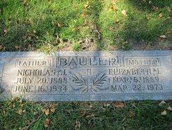 Elizabeth J Bauler