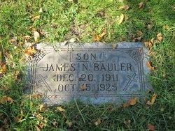James N Bauler