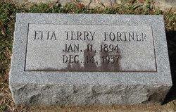 Etta <i>Terry</i> Fortner