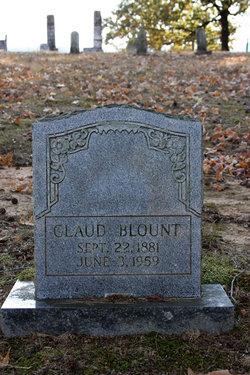 Claud Lee Blount
