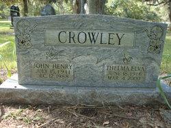 John Henry Crowley