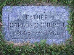 Carlos C Church