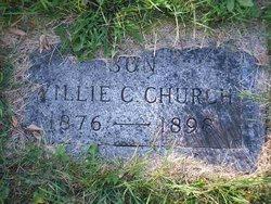 Willie C Church