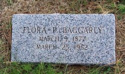 Flora P. Baggarly