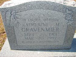 Katherine Mae <i>Holland</i> Gravenmier