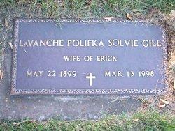 LaVanche <i>Polifka</i> Gill
