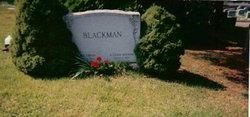 Ruth Esther Esther <i>Merriam</i> Blackman