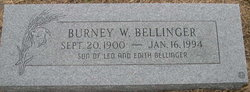 Burney W. Bellinger