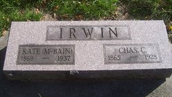 Kate <i>McBain</i> Irwin